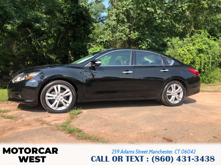 Used Nissan Altima 4dr Sdn V6 3.5 SL 2016 | Motorcar West. Manchester, Connecticut
