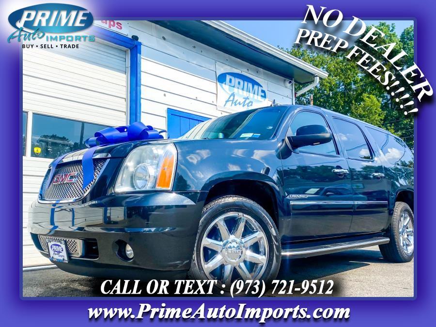 Used 2012 GMC Yukon XL in Bloomingdale, New Jersey | Prime Auto Imports. Bloomingdale, New Jersey