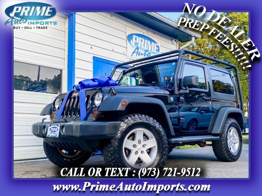Used 2009 Jeep Wrangler in Bloomingdale, New Jersey | Prime Auto Imports. Bloomingdale, New Jersey