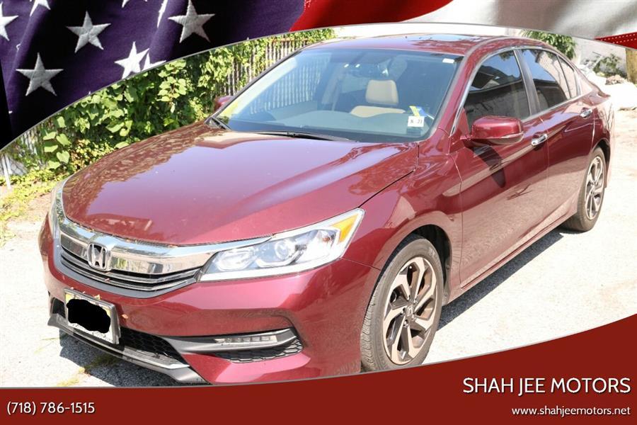 Used 2017 Honda Accord in Woodside, New York | SJ Motors. Woodside, New York