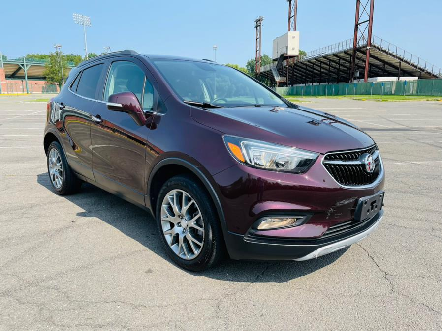 Used Buick Encore AWD 4dr Sport Touring 2018 | Supreme Automotive. New Britain, Connecticut