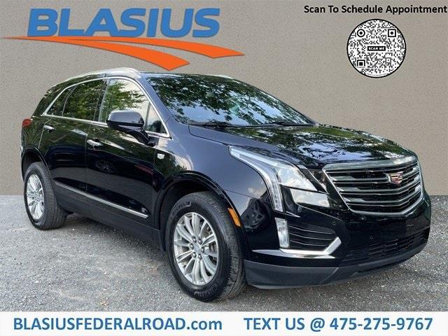 Used Cadillac Xt5 Luxury 2018   Blasius Federal Road. Brookfield, Connecticut