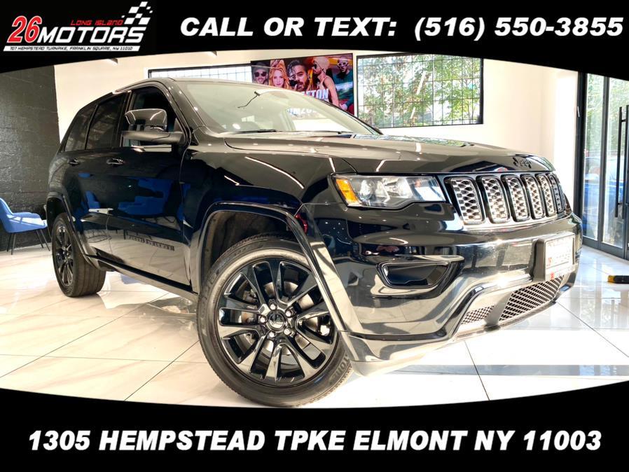 Used Jeep Grand Cherokee Altitude 4x4 *Ltd Avail* 2018 | 26 Motors Corp. Bronx, New York