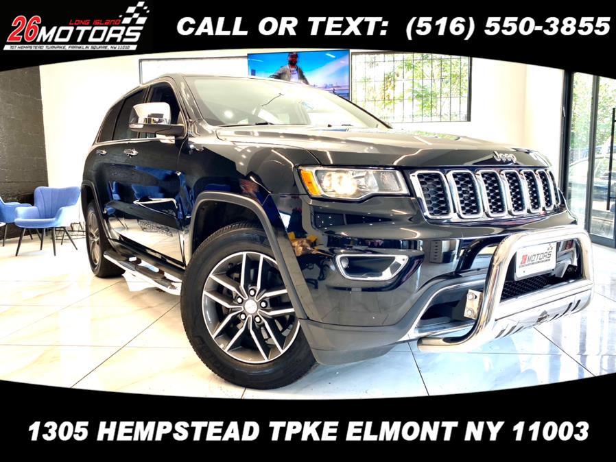 Used Jeep Grand Cherokee Limited 4x4 2018 | 26 Motors Corp. Bronx, New York