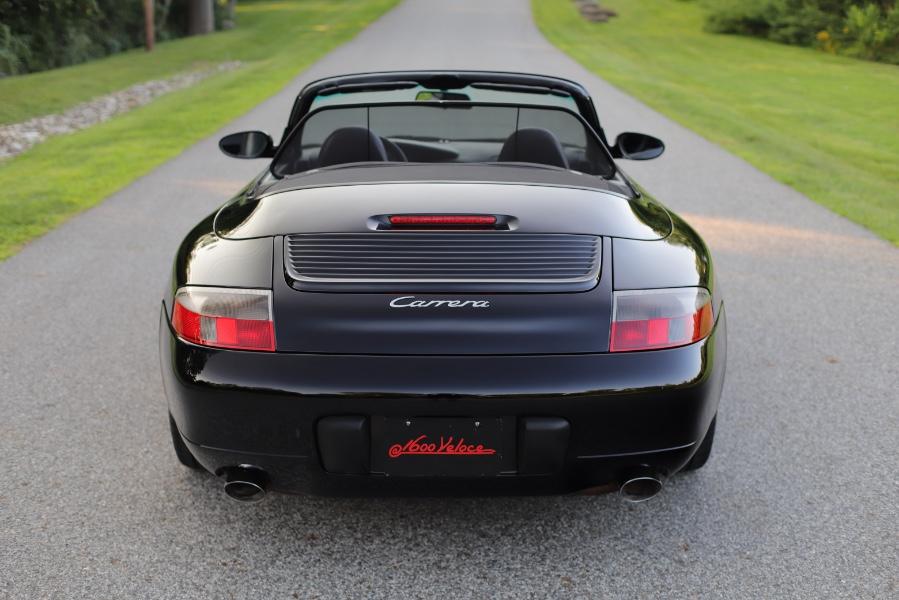 Used Porsche 911 Carrera 2dr Carrera Cabriolet 6-Spd Manual 1999 | Meccanic Shop North Inc. North Salem, New York