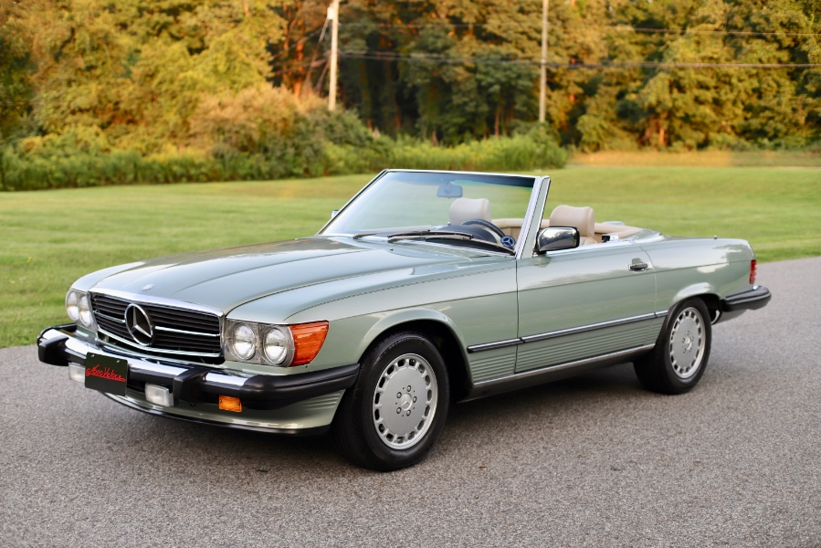 Used 1987 Mercedes-Benz 560 Series in North Salem, New York | Meccanic Shop North Inc. North Salem, New York
