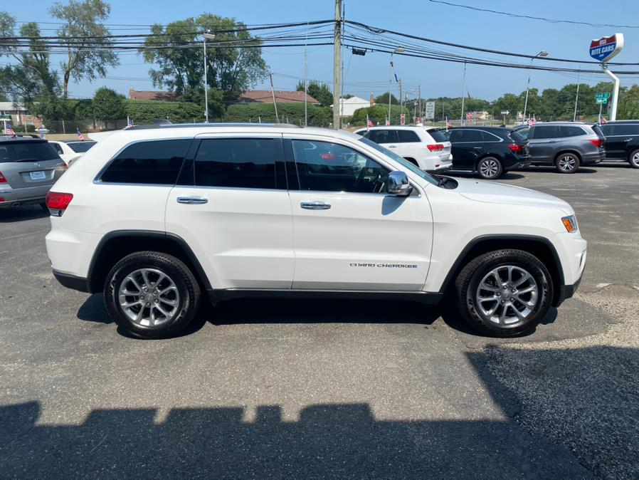 Used Jeep Grand Cherokee 4WD 4dr Limited 2015   Rite Cars, Inc. Lindenhurst, New York