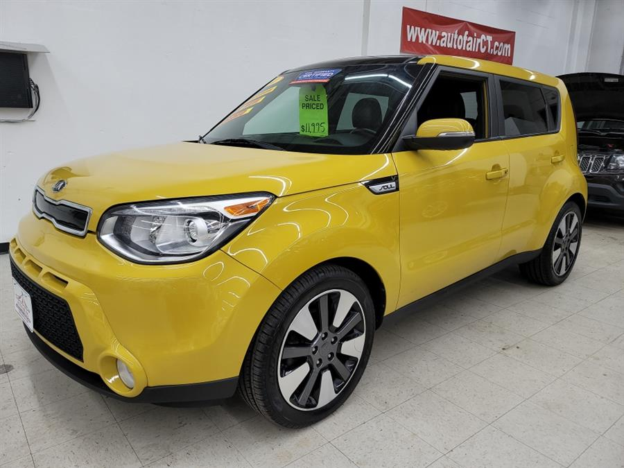 2014 Kia Soul 5dr Wgn Auto !, available for sale in West Haven, CT