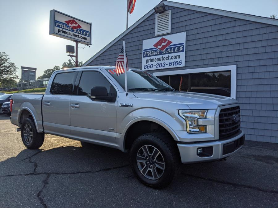 Used 2015 Ford F-150 in Thomaston, Connecticut