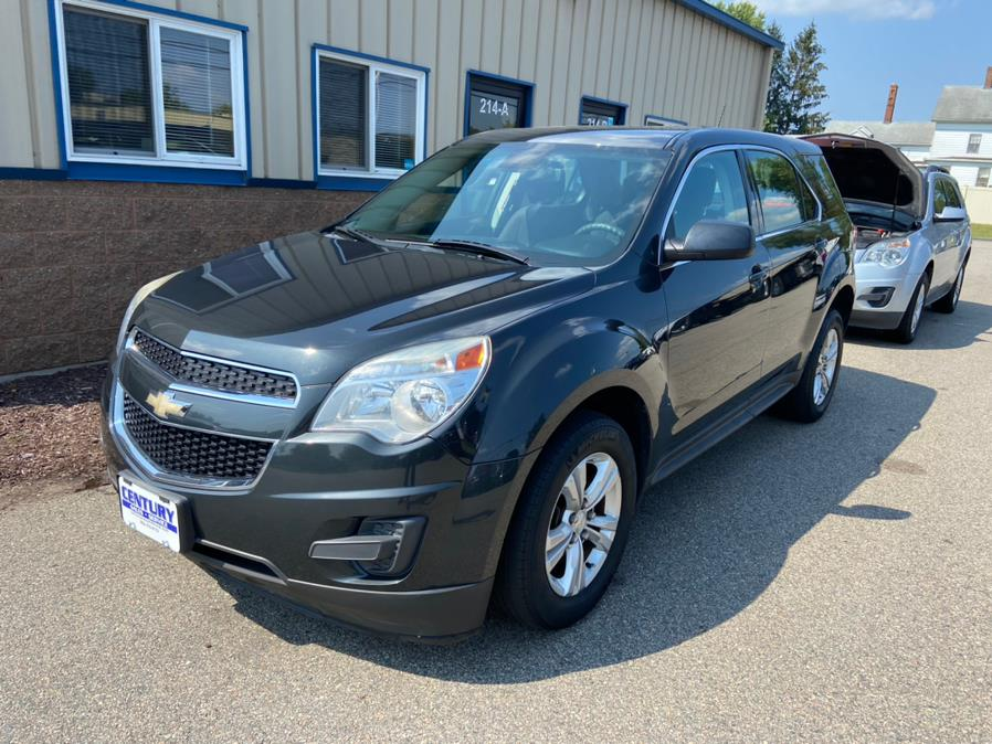 Used 2014 Chevrolet Equinox in East Windsor, Connecticut | Century Auto And Truck. East Windsor, Connecticut