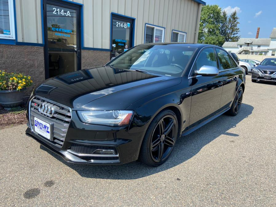 Used Audi S4 4dr Sdn S Tronic Premium Plus 2015 | Century Auto And Truck. East Windsor, Connecticut