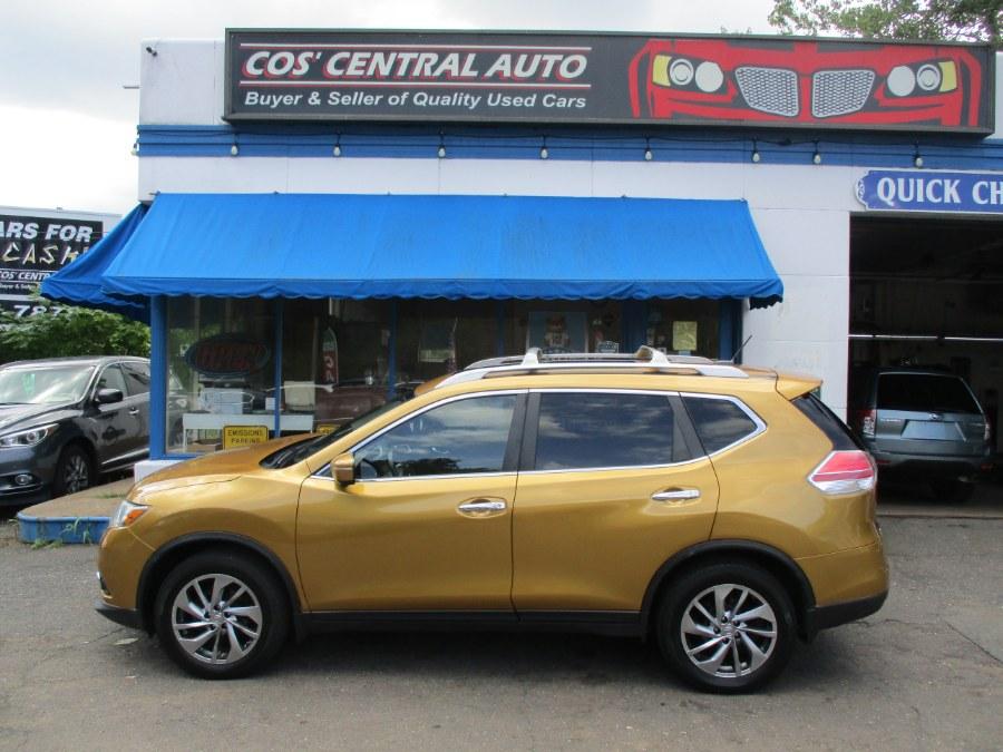 Used 2014 Nissan Rogue in Meriden, Connecticut | Cos Central Auto. Meriden, Connecticut