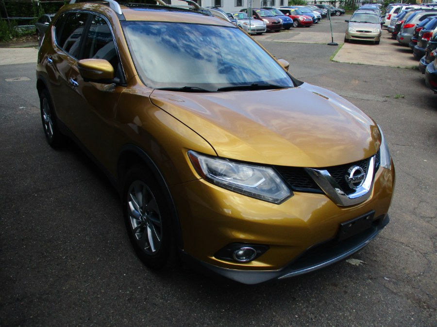 Used Nissan Rogue AWD 4dr SV 2014   Cos Central Auto. Meriden, Connecticut