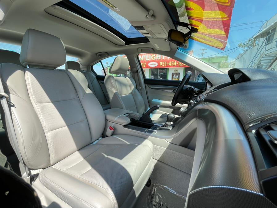 Used Acura TL 4dr Sdn 2WD Tech 2010   Green Light Auto. Corona, California