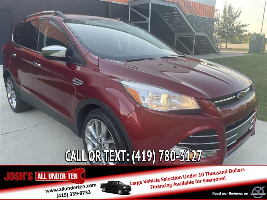 Used 2014 Ford Escape in Elida, Ohio | Josh's All Under Ten LLC. Elida, Ohio
