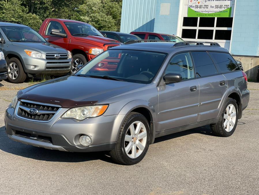 Used 2008 Subaru Outback in Ashland , Massachusetts | New Beginning Auto Service Inc . Ashland , Massachusetts