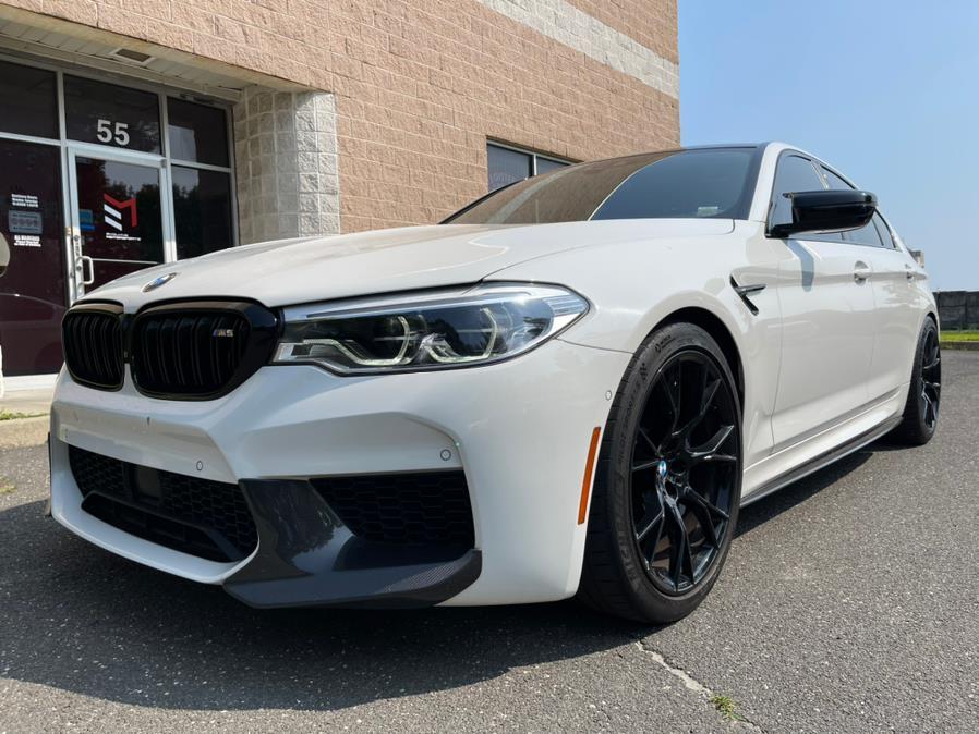 Used BMW M5 Competition Sedan 2019 | Evolving Motorsports. Bayshore, New York