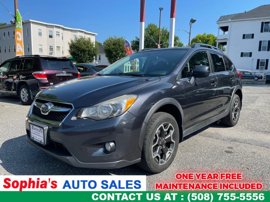 Used 2014 Subaru XV Crosstrek in Worcester, Massachusetts   Sophia's Auto Sales Inc. Worcester, Massachusetts