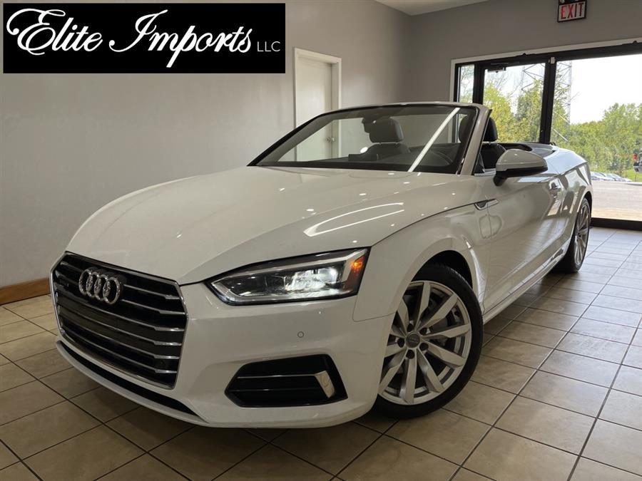Used Audi A5 2.0T Premium Plus 2018   Elite Imports LLC. West Chester, Ohio