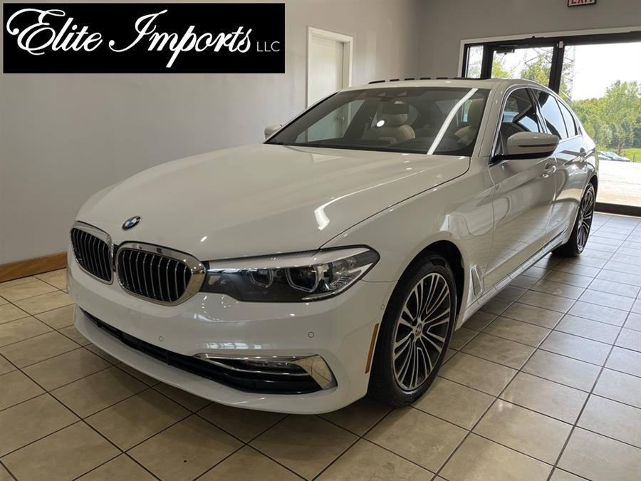 Used BMW 5 Series 530i 2017 | Elite Imports LLC. West Chester, Ohio