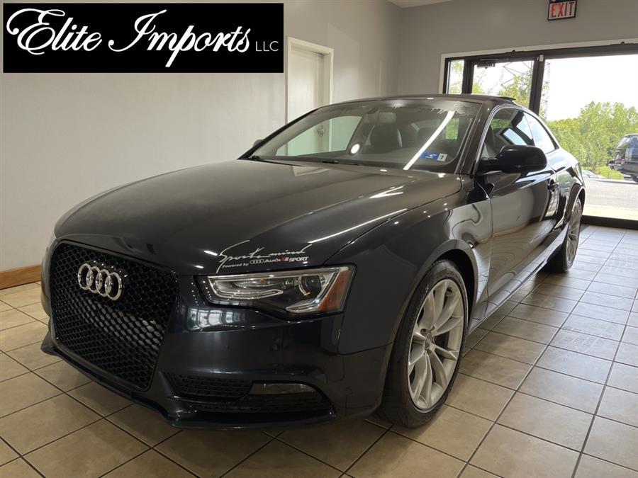 Used Audi A5 2.0T Prestige 2013 | Elite Imports LLC. West Chester, Ohio