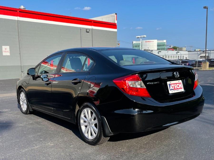 Used Honda Civic Sdn 4dr Auto EX-L 2012   A-Tech. Medford, Massachusetts