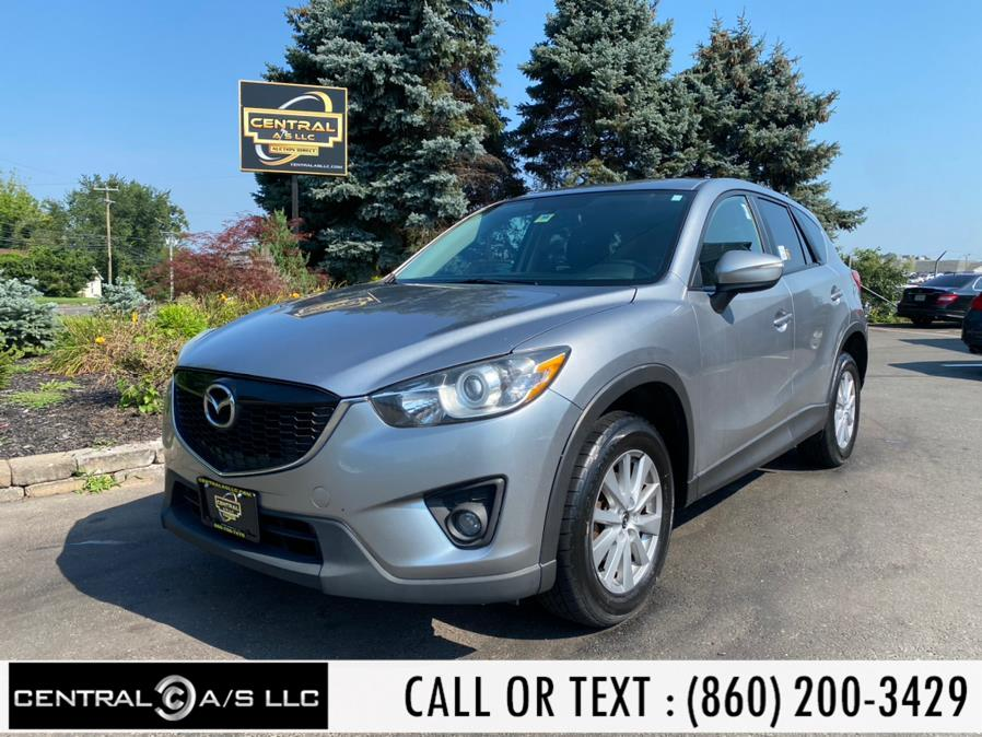 Used Mazda CX-5 AWD 4dr Auto Touring 2015   Central A/S LLC. East Windsor, Connecticut
