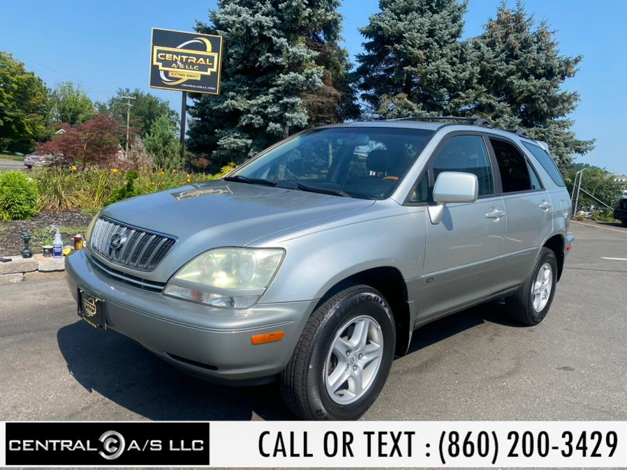 Used Lexus RX 300 4dr SUV 4WD 2001   Central A/S LLC. East Windsor, Connecticut