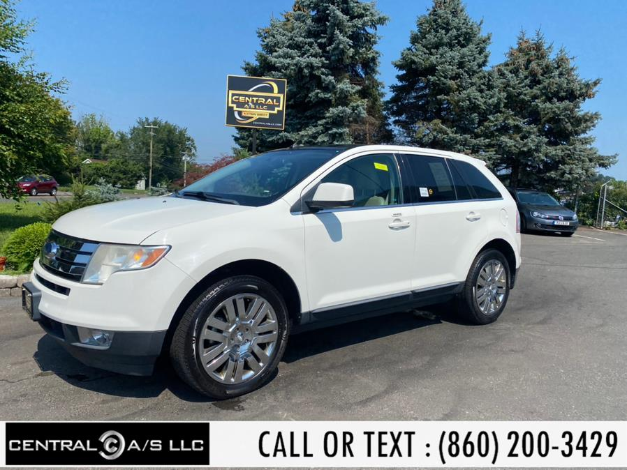 Used Ford Edge 4dr Limited AWD 2009   Central A/S LLC. East Windsor, Connecticut