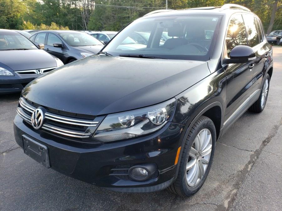 Used 2012 Volkswagen Tiguan in Auburn, New Hampshire | ODA Auto Precision LLC. Auburn, New Hampshire