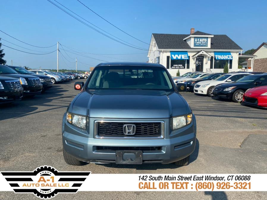 Used Honda Ridgeline 4WD Crew Cab RTX 2008 | A1 Auto Sale LLC. East Windsor, Connecticut