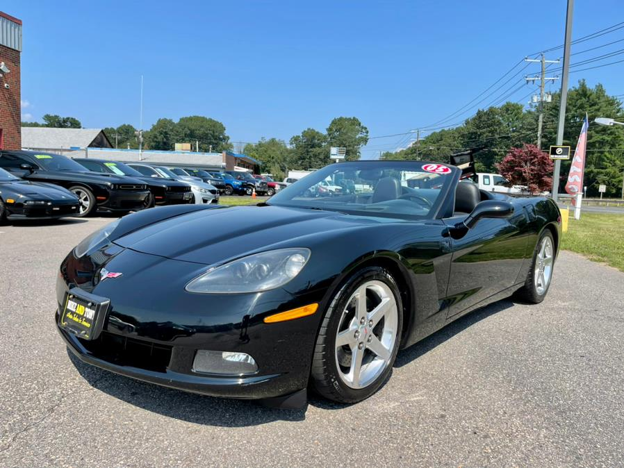 Used Chevrolet Corvette 2dr Convertible 2005 | Mike And Tony Auto Sales, Inc. South Windsor, Connecticut