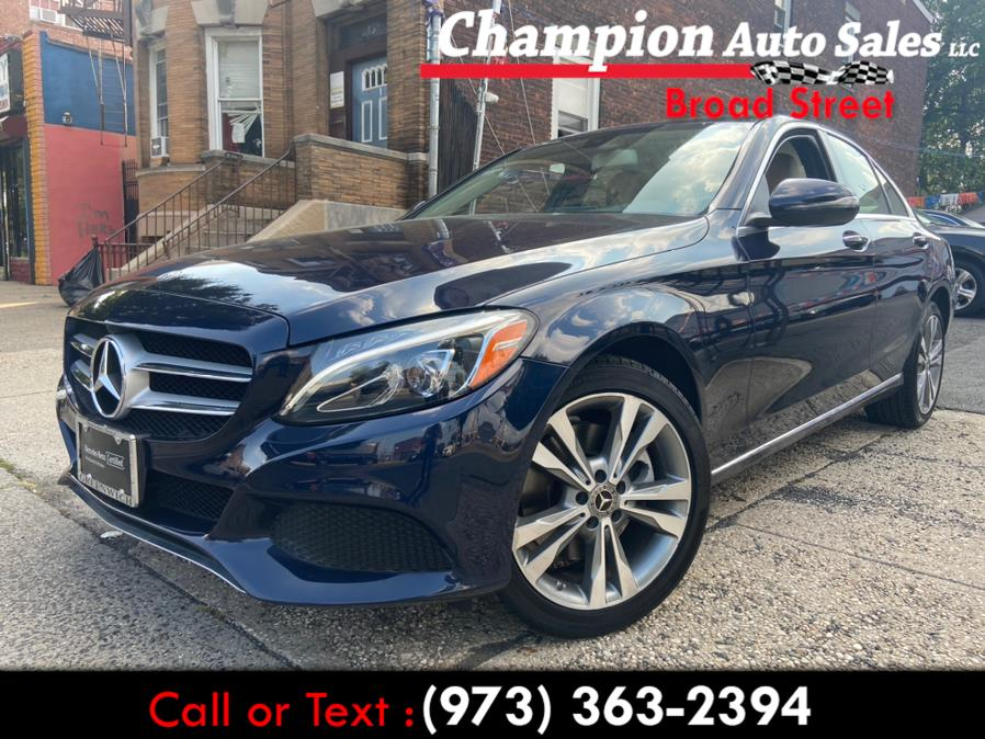 Used 2018 Mercedes-Benz C-Class in Newark, New Jersey | Champion Used Auto Sales LLC. Newark, New Jersey