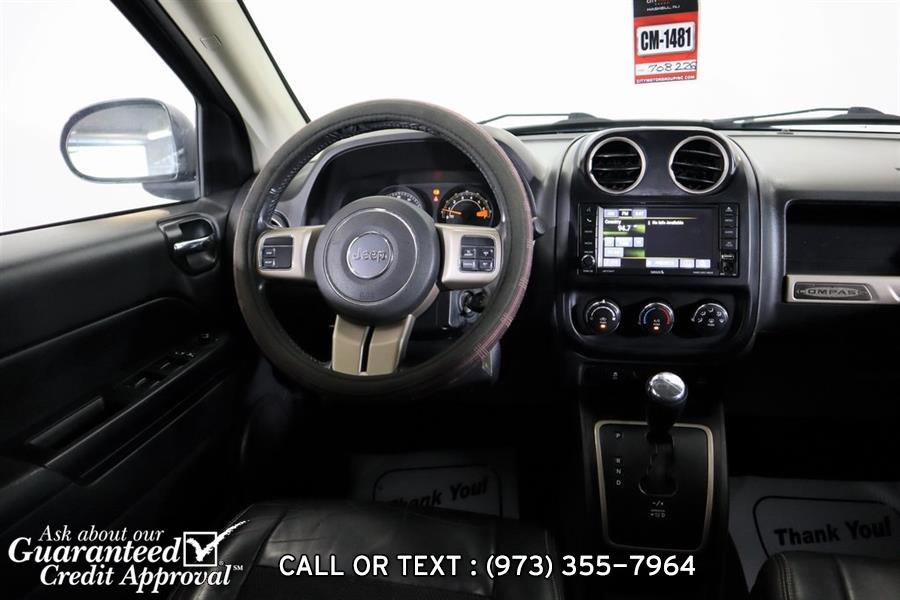 Used Jeep Compass Sport 2016   City Motor Group Inc.. Haskell, New Jersey