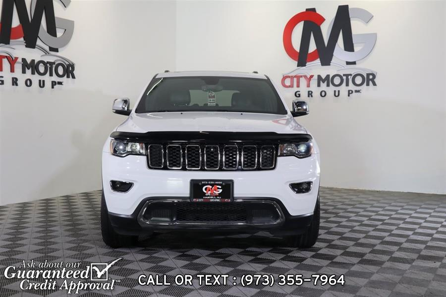 Used Jeep Grand Cherokee Limited 2019   City Motor Group Inc.. Haskell, New Jersey