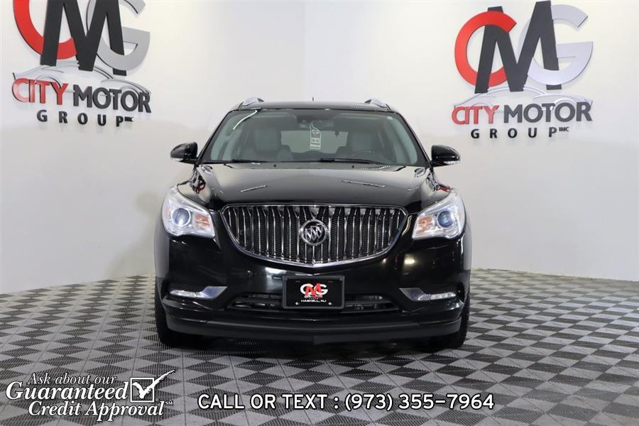 Used Buick Enclave Premium Group 2016   City Motor Group Inc.. Haskell, New Jersey