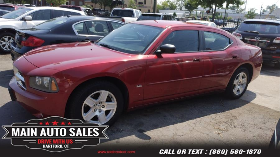 Used Dodge Charger 4dr Sdn 5-Spd Auto RWD 2007 | Main Auto Sales LLC. Hartford, Connecticut