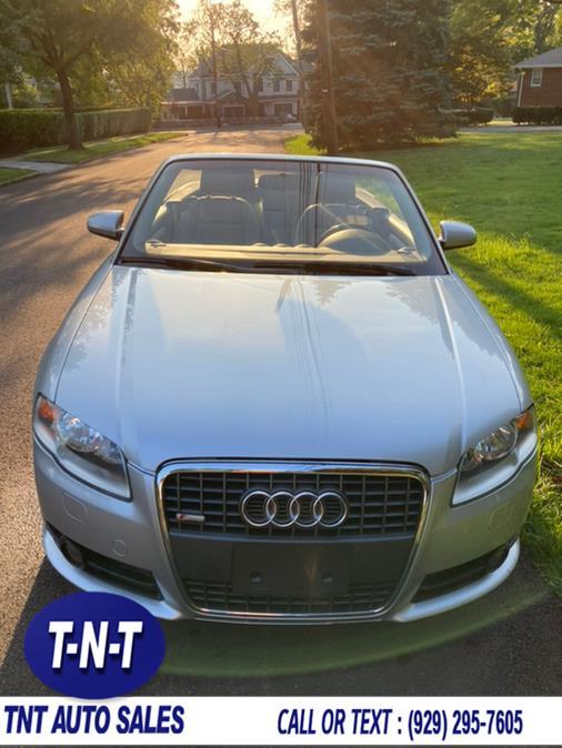 Used Audi A4 2dr Cabriolet Auto 2.0T quattro SE *Ltd Avail* 2009 | TNT Auto Sales USA inc. Bronx, New York