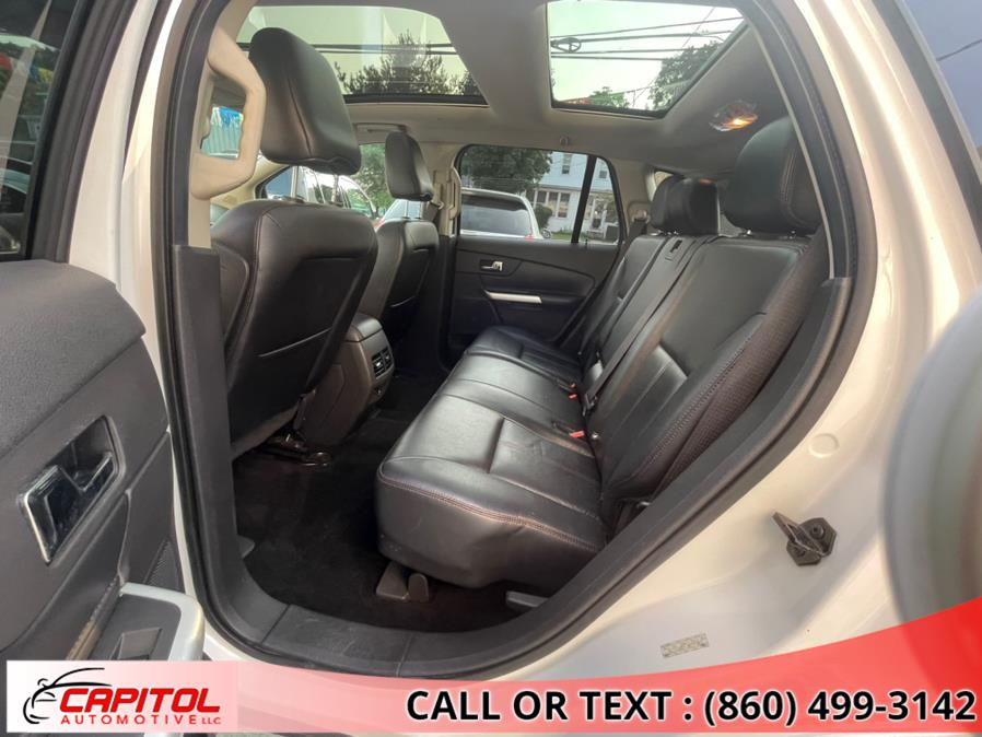 Used Ford Edge 4dr Limited FWD 2012 | Capitol Automotive 2 LLC. Manchester, Connecticut