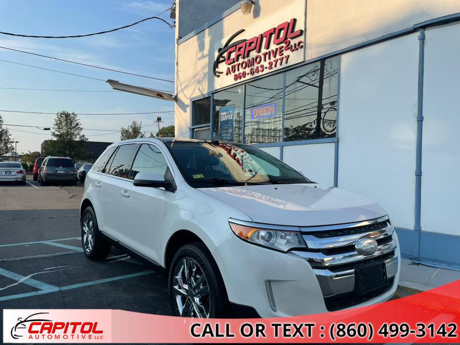 Used 2012 Ford Edge in Manchester, Connecticut | Capitol Automotive 2 LLC. Manchester, Connecticut