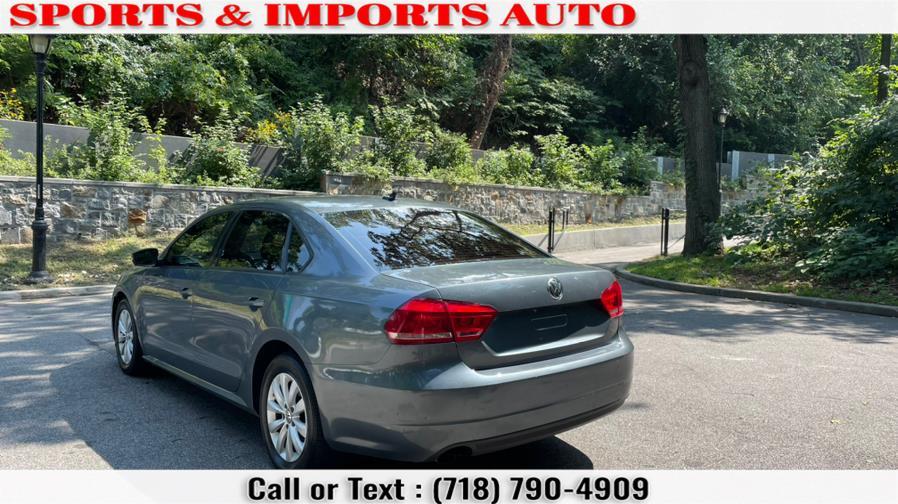 Used Volkswagen Passat 4dr Sdn 2.5L Auto S PZEV *Ltd Avail* 2014 | Sports & Imports Auto Inc. Brooklyn, New York