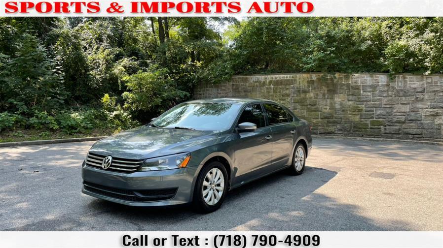 Used 2014 Volkswagen Passat in Brooklyn, New York | Sports & Imports Auto Inc. Brooklyn, New York