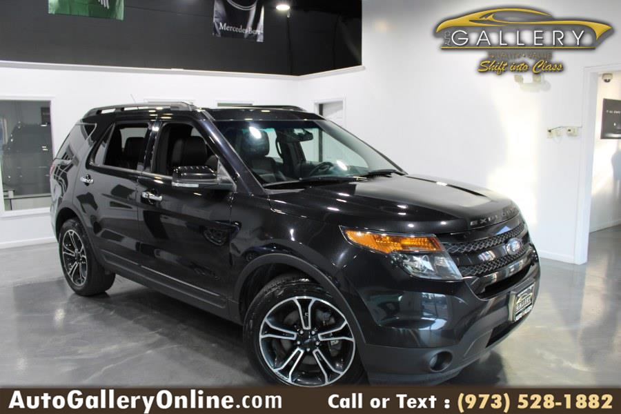 Used 2013 Ford Explorer in Lodi, New Jersey | Auto Gallery. Lodi, New Jersey