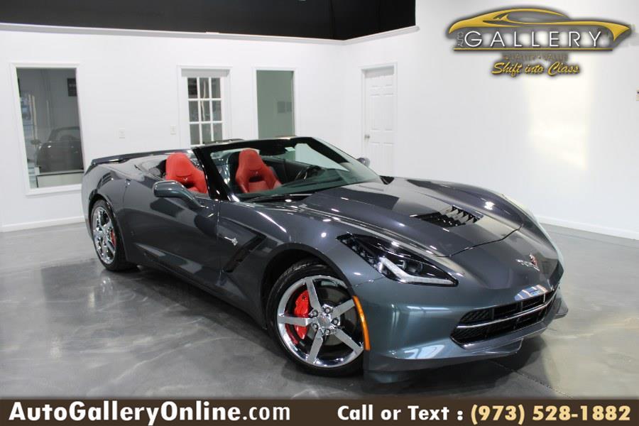 Used 2014 Chevrolet Corvette Stingray in Lodi, New Jersey | Auto Gallery. Lodi, New Jersey