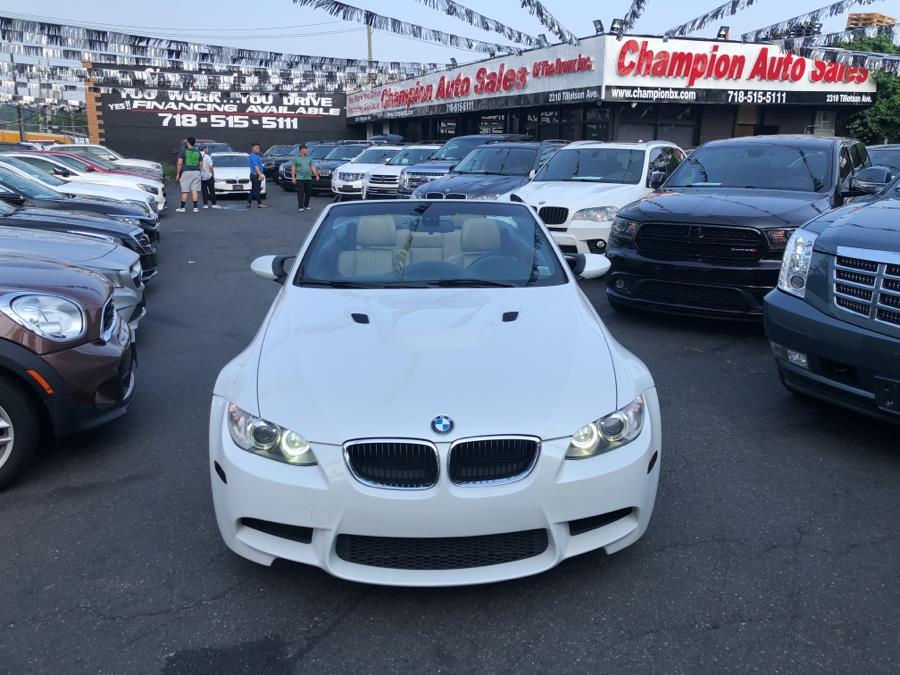 Used BMW M3 2dr Conv 2012   Champion Auto Sales Of The Bronx. Bronx, New York