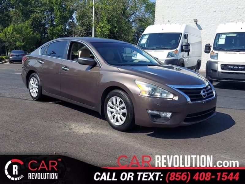 Used Nissan Altima 2.5 S 2015 | Car Revolution. Maple Shade, New Jersey