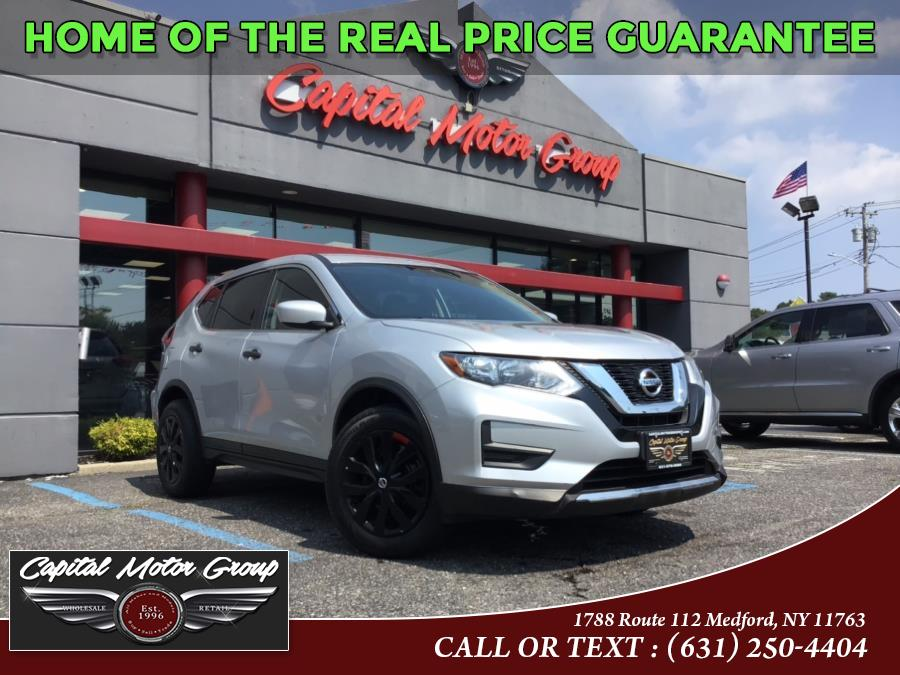 Used Nissan Rogue AWD S 2017 | Capital Motor Group Inc. Medford, New York