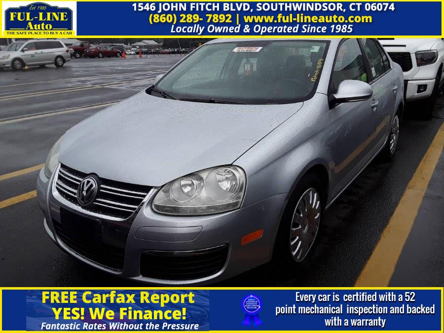Used 2009 Volkswagen Jetta Sedan in South Windsor , Connecticut | Ful-line Auto LLC. South Windsor , Connecticut