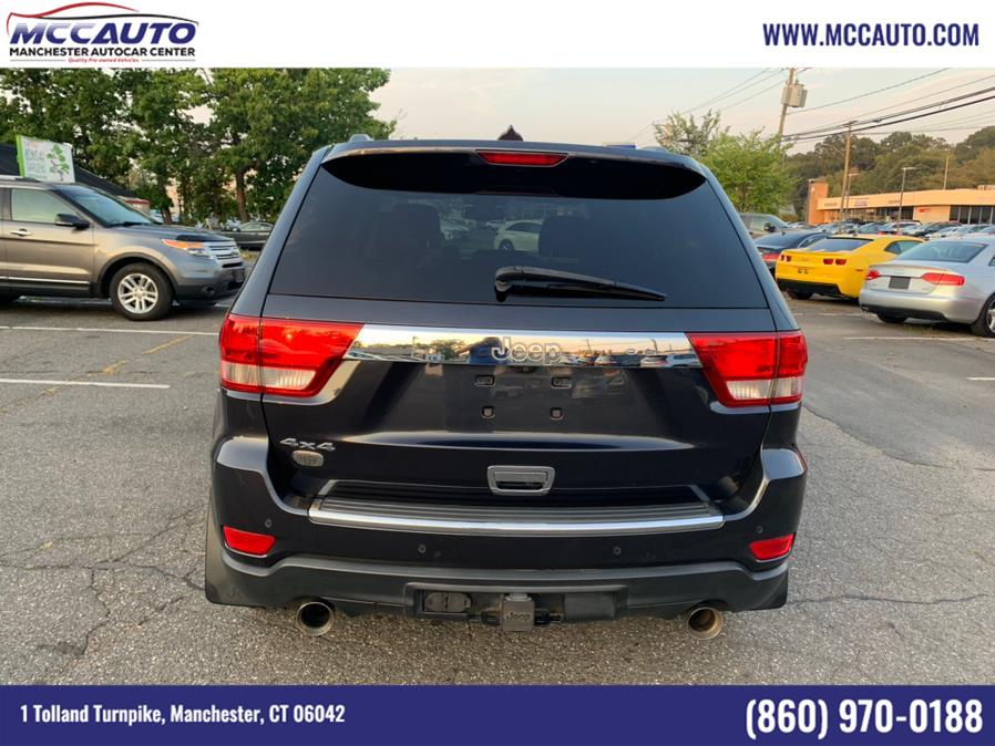 Used Jeep Grand Cherokee 4WD 4dr Overland 2013 | Manchester Autocar Center. Manchester, Connecticut