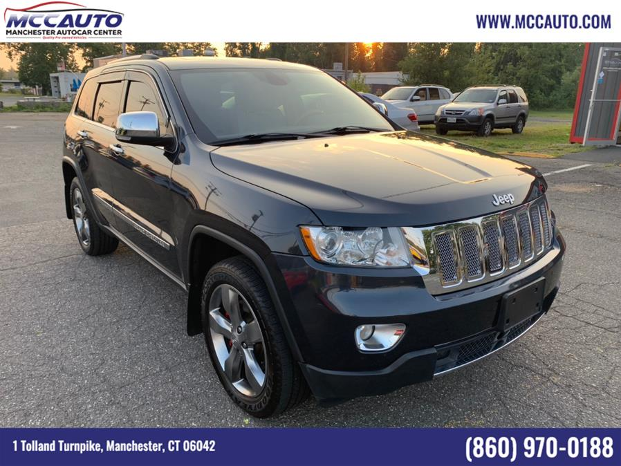 Used 2013 Jeep Grand Cherokee in Manchester, Connecticut | Manchester Autocar Center. Manchester, Connecticut